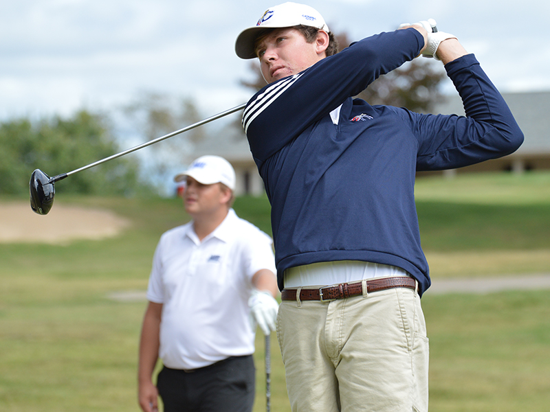 Men's Golf Finishes Eighth at Myrtle Beach Intercollegiate ...