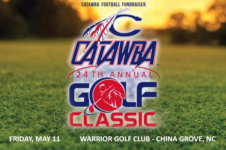 Catawba Golf Classic Football Fundraiser