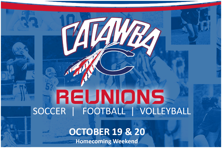 Catawba College Athletic Reunions