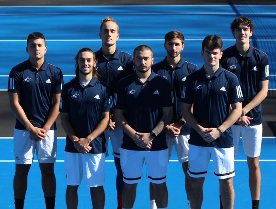 Tennis (M) Team Photo