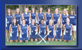 Field Hockey Team Photo