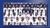 Football Team Photo